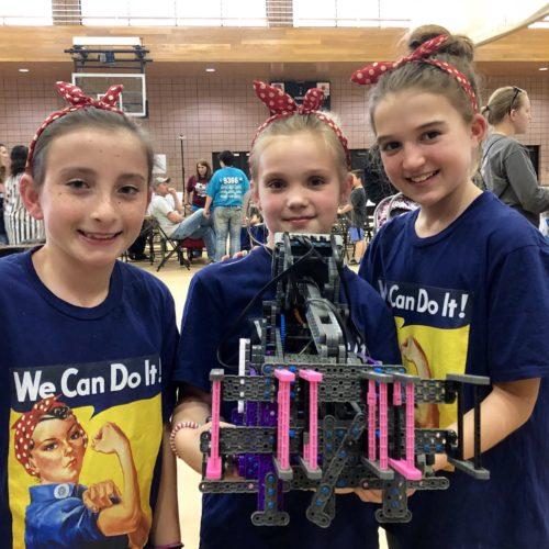 VEX Robotics 2018 State Championship